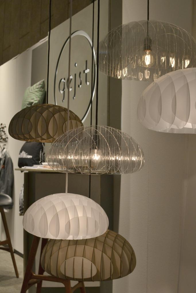 Biota lamper fra gejst