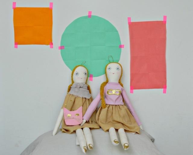 Spanske Minima laver smukke kludedukker, hvor kun fantasien sætter grænsen for legen.