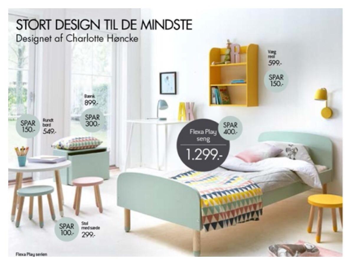 flexa play p tilbud my little vibes. Black Bedroom Furniture Sets. Home Design Ideas