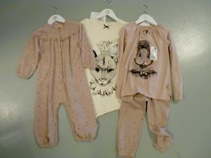 Skønt og blødt nattøj til pigerne